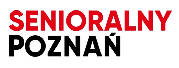 Logotyp Senioralnego Poznania