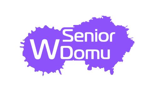 """Logotyp akcji """"Senior w domu"""""""
