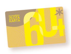 Grafika Poznańskiej Złotej Karty
