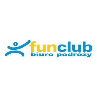 Logotyp Biura Podróży FunClub