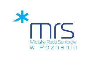 Logotyp Miejskiej Rady Seniorów w Poznaniu