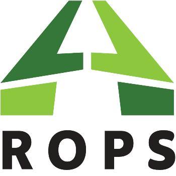 Logotyp Regionalnego Ośrodka Polityki Społecznej