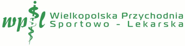Logotyp Wielkopolskiej Przychodni Sportowo-Lekarskiej