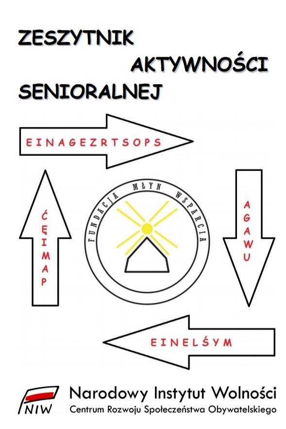 Zeszytnik aktywności senioralnej