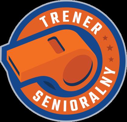 Logotyp programu Trenera Senioralnego
