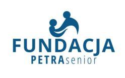 Logotyp Fundacji PETRA Senior