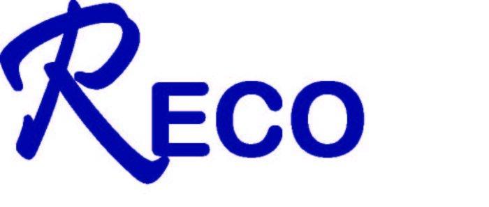 Logotyp projektu RECO