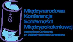 Logotyp Międzynarodowej Konferencji Solidarności Międzypokoleniowej