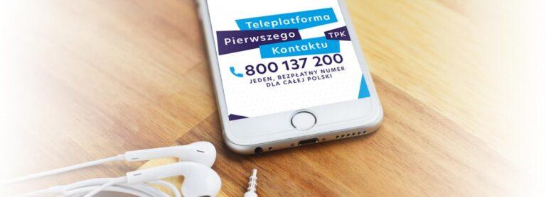 Teleplatforma Pierwszego Kontaktu – usługa zdrowotna NFZ