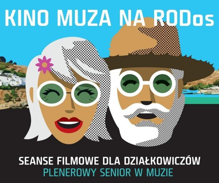 Kino Muza na RODos – seanse dla działkowiczów