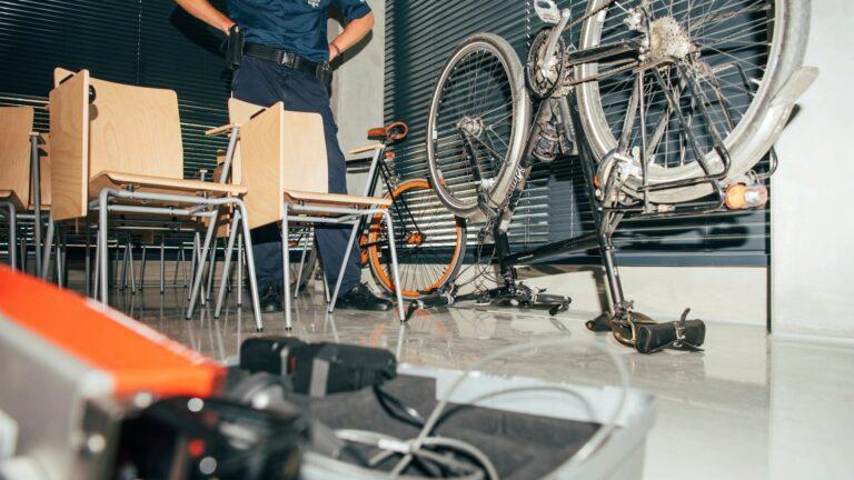 Zabezpiecz swój rower – bezpłatne znakowanie rowerów