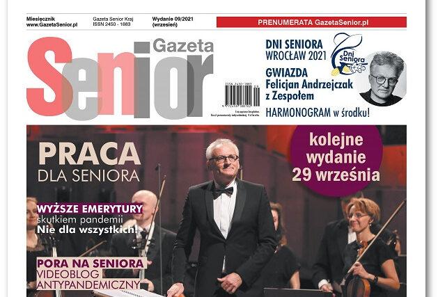 Gazeta Senior we wrześniu