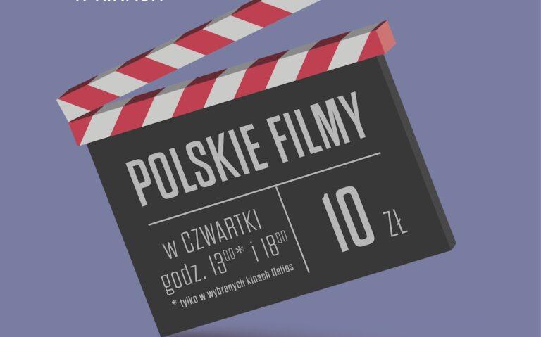 Kultura Dostępna: filmowe czwartki w cenie 10 zł