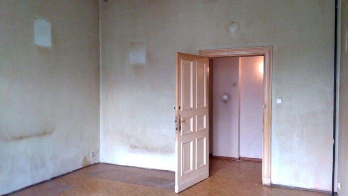 """""""Mieszkanie do remontu"""", fot. ZKZL."""